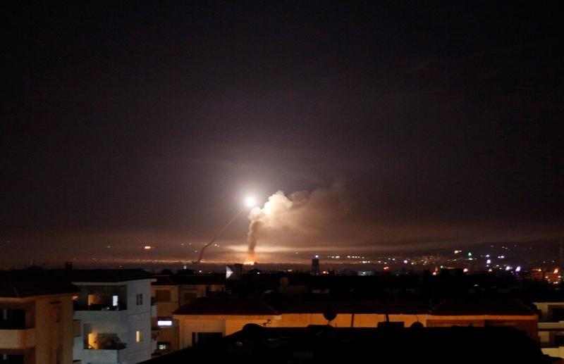 Isreal điều tra vụ tên lửa Syria rơi gần lò phản ứng - ảnh 1