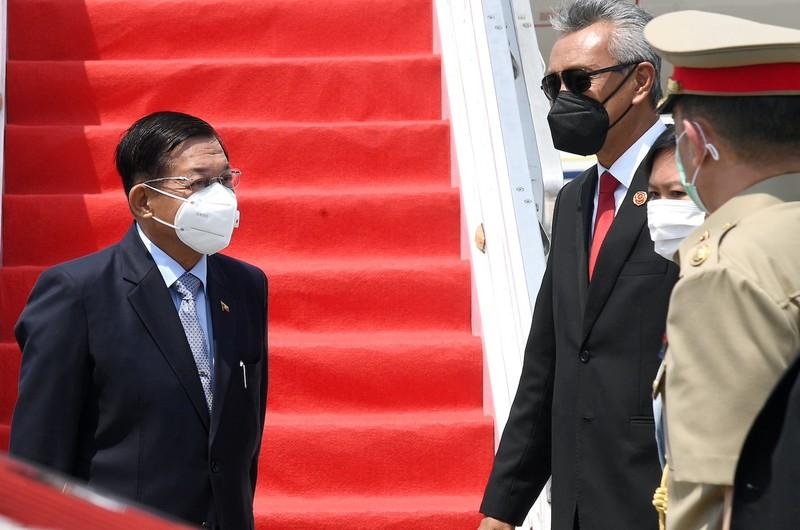 Khủng hoảng Myanmar và tuyên bố chung 5 điểm của ASEAN  - ảnh 2