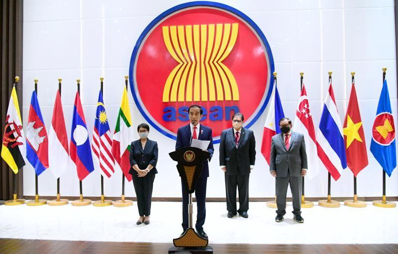 Khủng hoảng Myanmar và tuyên bố chung 5 điểm của ASEAN  - ảnh 3