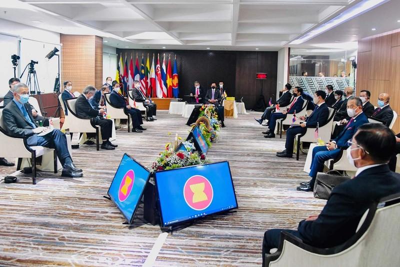 Khủng hoảng Myanmar và tuyên bố chung 5 điểm của ASEAN  - ảnh 1