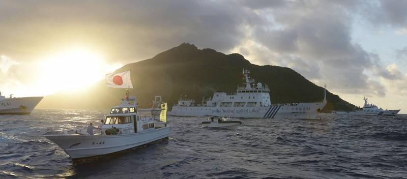TQ thông qua luật tăng cường quyền lực cho lực lượng hàng hải - ảnh 1