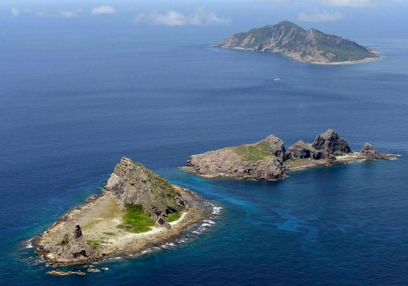 Nhật, Đài Loan cùng điều tàu chiến giám sát tàu hộ vệ của TQ - ảnh 1