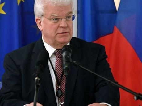 EU triệu tập đại sứ Nga vì Moscow cấm cửa 8 quan chức châu Âu - ảnh 1