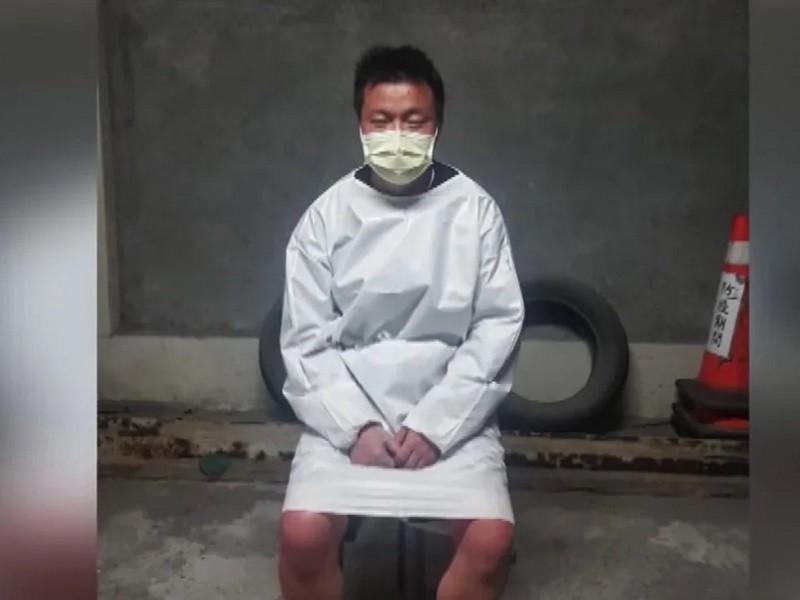 1 người Trung Quốc trốn sang Đài Loan để 'tìm tự do' - ảnh 1