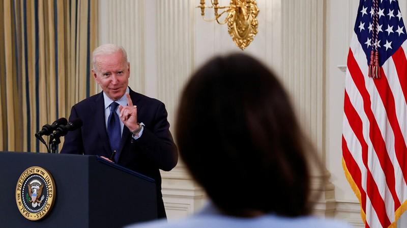 Ông Biden: Hy vọng sẽ được gặp ông Putin vào tháng 6 - ảnh 1
