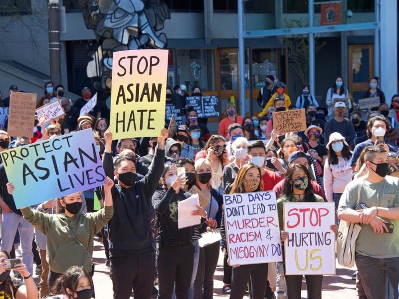 Liên tiếp các vụ phụ nữ gốc Á bị tấn công ở Mỹ - ảnh 1