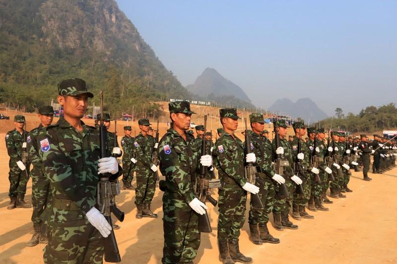 'Chính phủ đoàn kết dân tộc' Myanmar lập quân đội riêng - ảnh 1