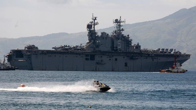 Công ty Úc nhắm thuê cảng chiến lược 'cửa ngõ' vào Biển Đông - ảnh 1