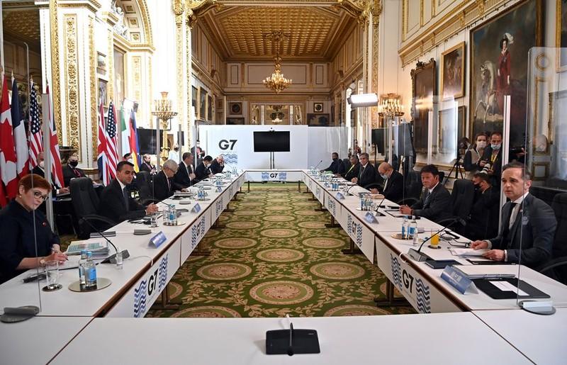 G7 cảnh báo rắn Nga, Trung Quốc về Ukraine và Đài Loan - ảnh 2