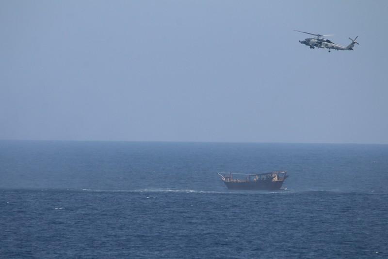 Vũ khí do Nga, Trung Quốc chế tạo bị Mỹ thu giữ ở biển Ả Rập - ảnh 4