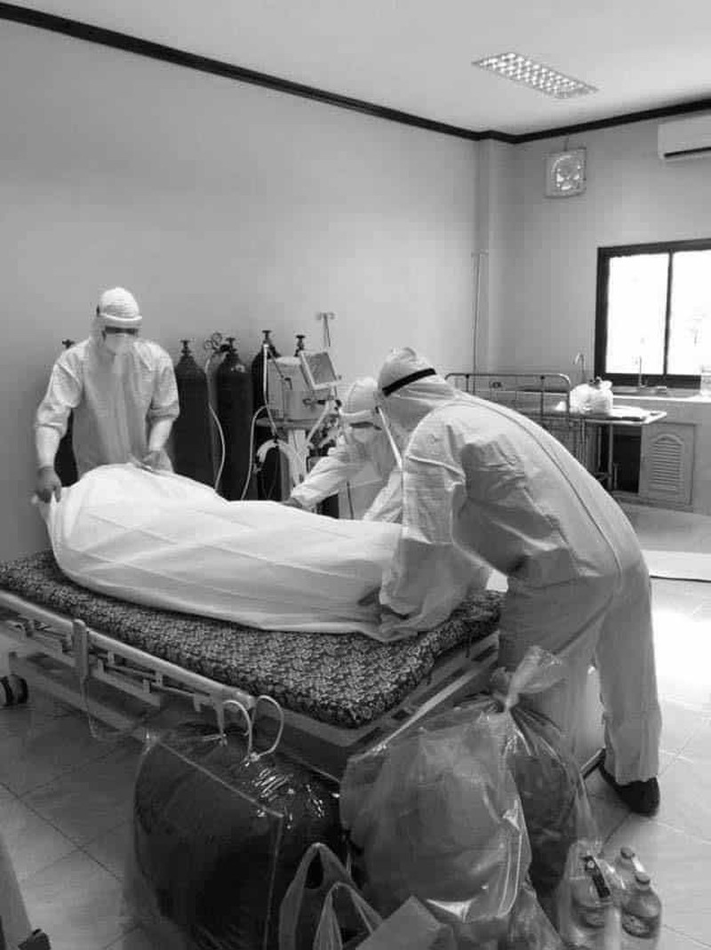 COVID-19 Lào: Ca tử vong đầu tiên là người Việt ở Vientiane - ảnh 1