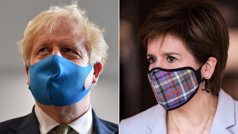 Lại nóng chuyện trưng cầu dân ý Scotland rời Vương quốc Anh - ảnh 1