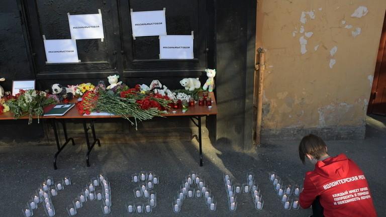 Nga: Thanh niên 19 tuổi xông vào trường học bắn chết 7 trẻ em  - ảnh 7