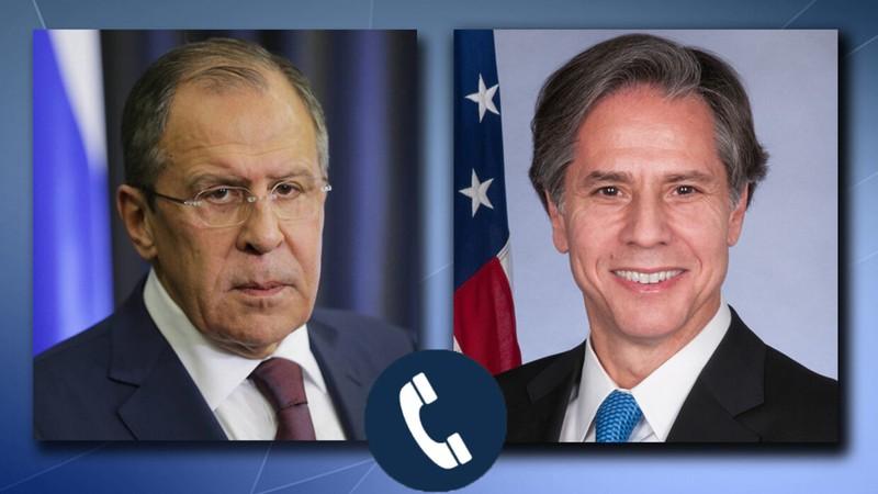 2 ngoại trưởng Mỹ, Nga điện đàm, đồng ý tuần sau gặp ở Iceland - ảnh 1