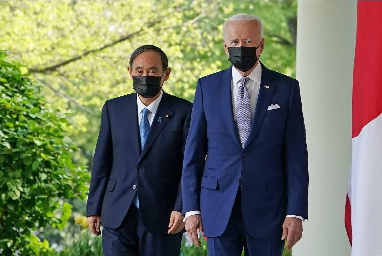 Dự thảo Sách trắng quốc phòng Nhật 2021 lưu ý hoạt động Mỹ-TQ - ảnh 1
