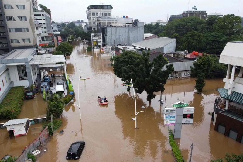 99/100 TP có nguy cơ môi trường cao nhất thế giới nằm ở châu Á - ảnh 2
