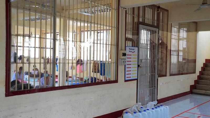 Gần 3.000 tù nhân, nhân viên quản giáo Thái Lan dính COVID-19 - ảnh 1