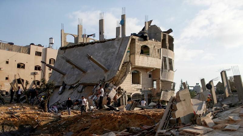 Đoàn Ai Cập rời Tel Aviv sau khi Israel bác kế hoạch ngừng bắn - ảnh 1
