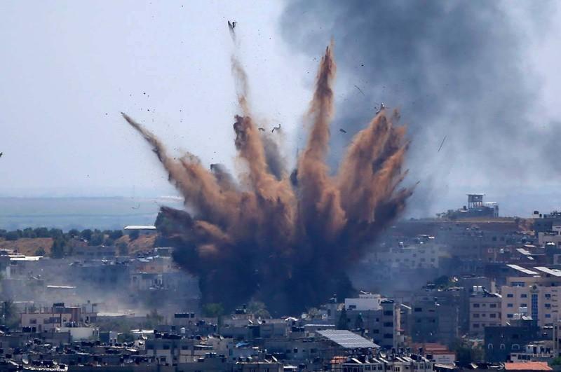 Đoàn Ai Cập rời Tel Aviv sau khi Israel bác kế hoạch ngừng bắn - ảnh 2