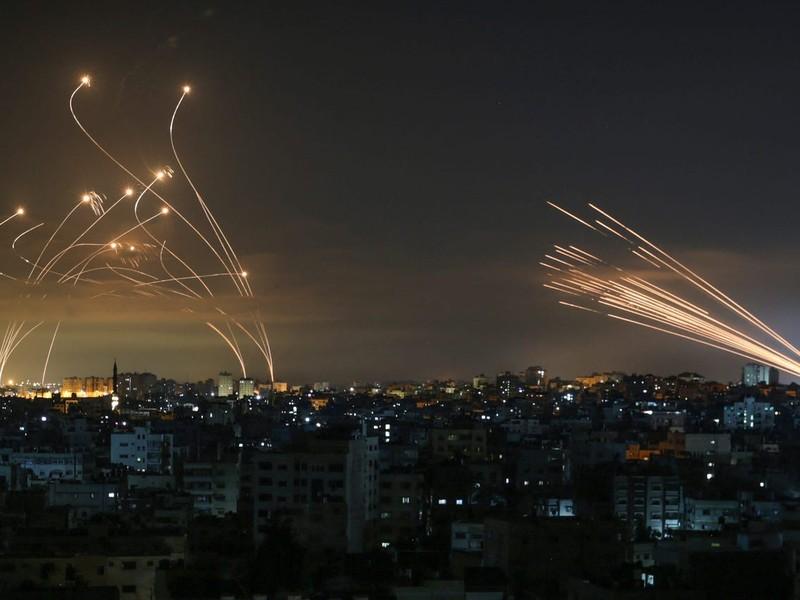 Israel và lực lượng Hamas có thể ngừng bắn trong vài ngày tới - ảnh 1