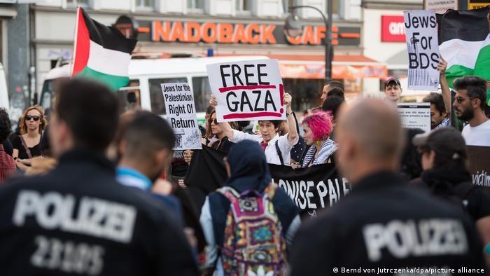 Video: Biểu tình phản đối Israel tại 65 thành phố ở Mỹ - ảnh 4