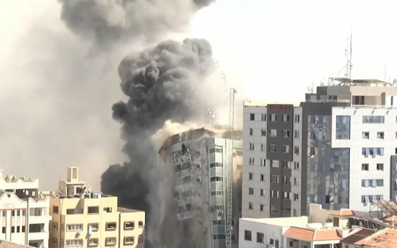 Hamas tuyên bố ngừng bắn trong hai giờ với Israel - ảnh 1