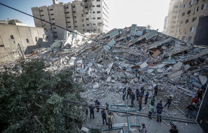 Hamas tuyên bố ngừng bắn trong hai giờ với Israel - ảnh 2