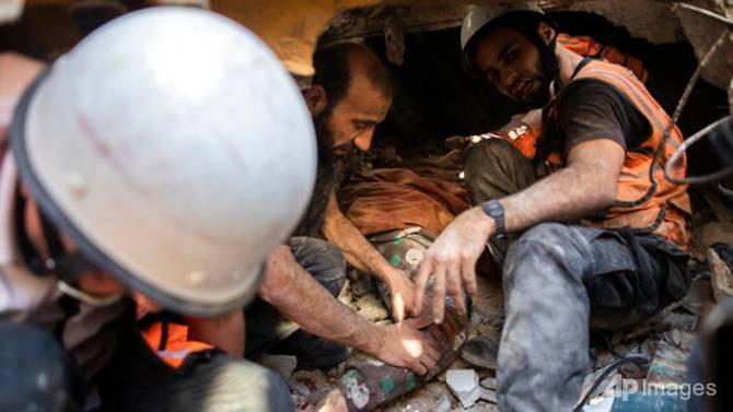 Giáo hoàng Francis chỉ trích xung đột Israel-Hamas - ảnh 1
