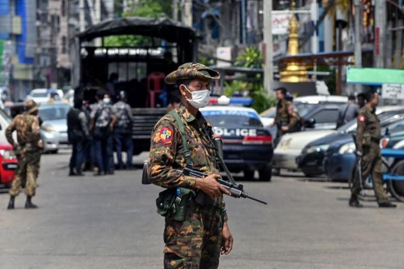 Mỹ trừng phạt thêm nhiều quan chức cấp cao của Myanmar - ảnh 2