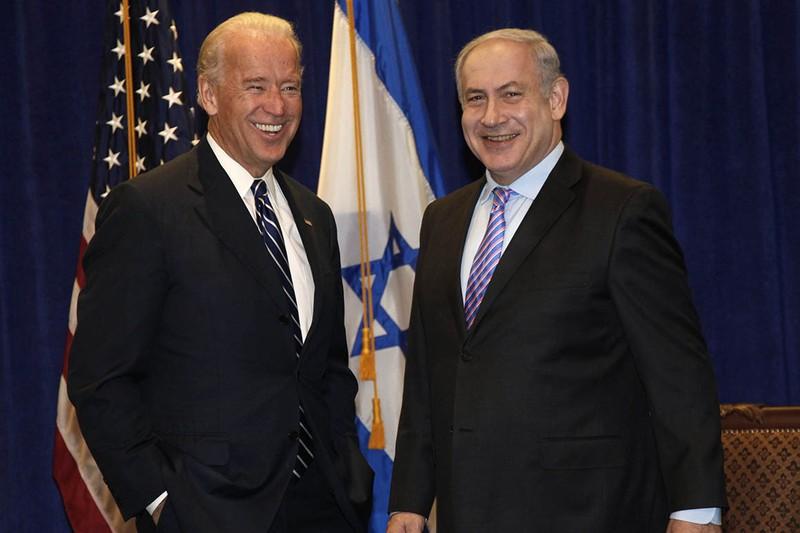Ông Biden điện đàm với ông Netanyahu, ủng hộ Israel 'tự vệ' - ảnh 1