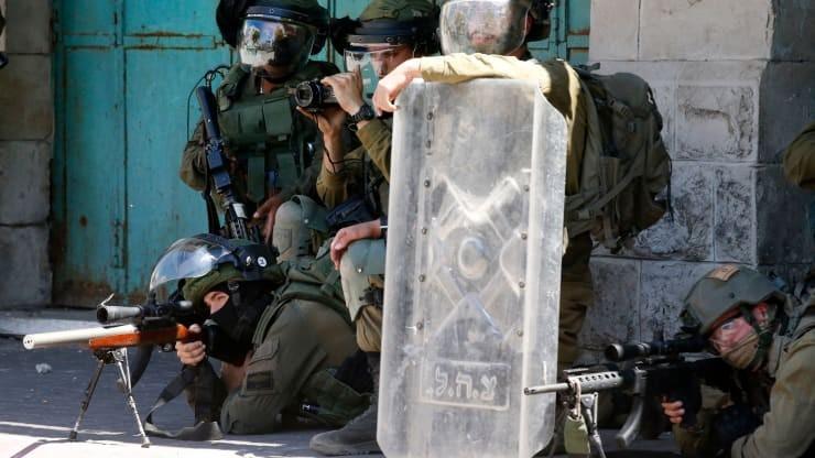 Israel thả 110 bom dẫn đường xuống Dải Gaza  - ảnh 1