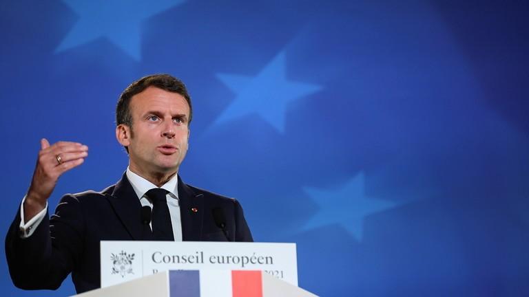Ông Macron: Các biện pháp trừng phạt Nga không còn hiệu quả - ảnh 2