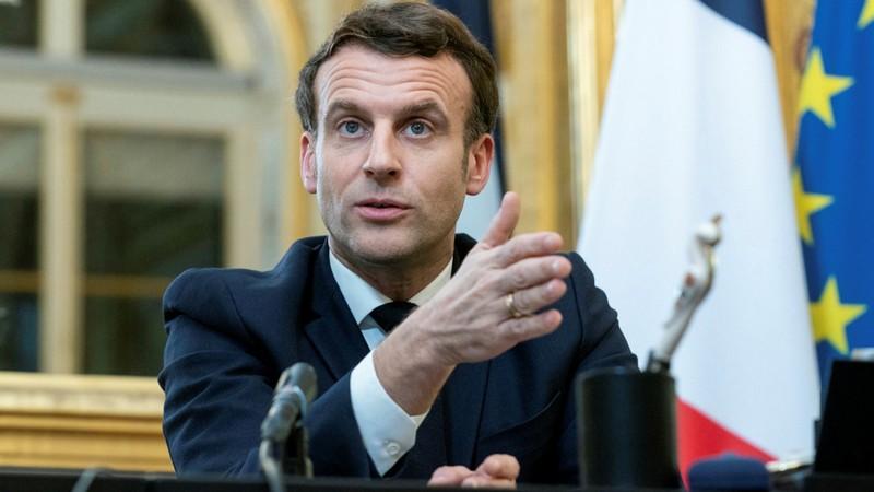 Ông Macron: Các biện pháp trừng phạt Nga không còn hiệu quả - ảnh 1
