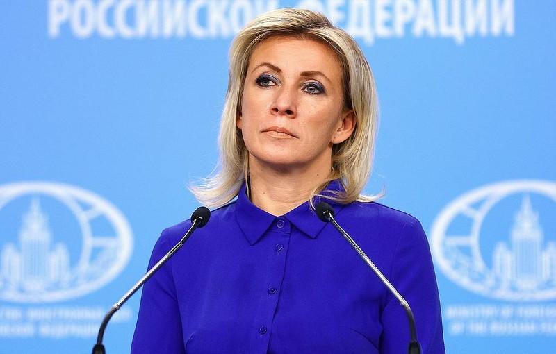 Bà Zakharova: Vụ Mỹ theo dõi bà Merkel 'chỉ là phần nổi của tảng băng trôi' - ảnh 1