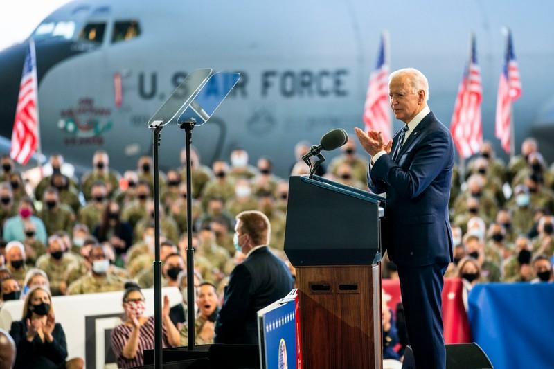 Mỹ, Nga cảnh báo nhau trước hội đàm giữa ông Biden và ông Putin - ảnh 1
