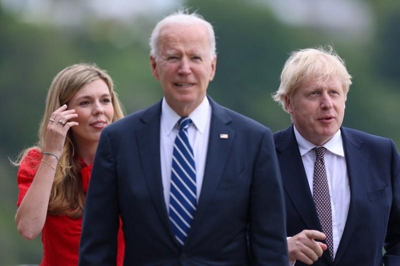 Ông Biden, ông Johnson cam kết hỗ trợ điều tra độc lập về COVID-19 tại TQ - ảnh 1