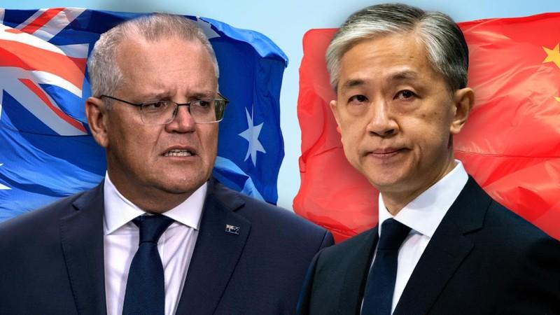 Trung Quốc tố Mỹ, Úc 'phô trương cơ bắp' khi tập trận tại Biển Đông - ảnh 1