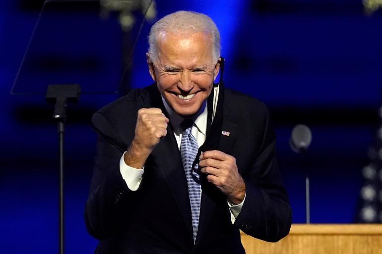 Ông Biden nói đang từng bước gầy dựng lại sự tín nhiệm cho nước Mỹ - ảnh 1