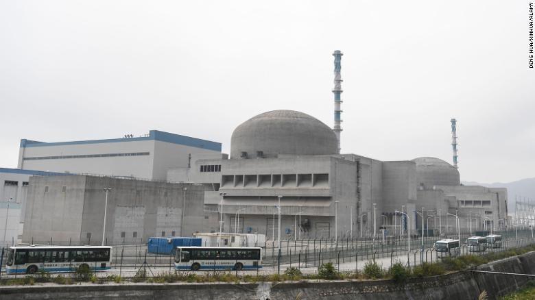 Đài CNN: Mỹ đang đánh giá mối nguy rò rỉ phóng xạ từ nhà máy điện hạt nhân TQ - ảnh 1