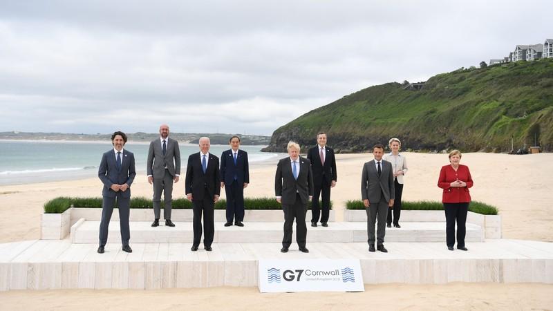 Chuyên gia: G7 thống nhất chống Trung Quốc nhưng vẫn có sự khác biệt - ảnh 2