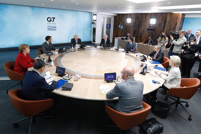 Chuyên gia: G7 thống nhất chống Trung Quốc nhưng vẫn có sự khác biệt - ảnh 1