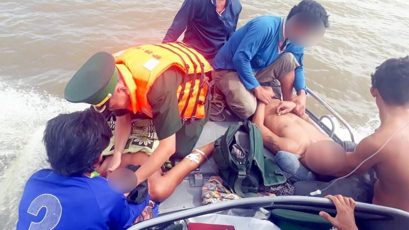 Kiên Giang: 2 thuyền viên tử vong do ngạt khí - ảnh 1