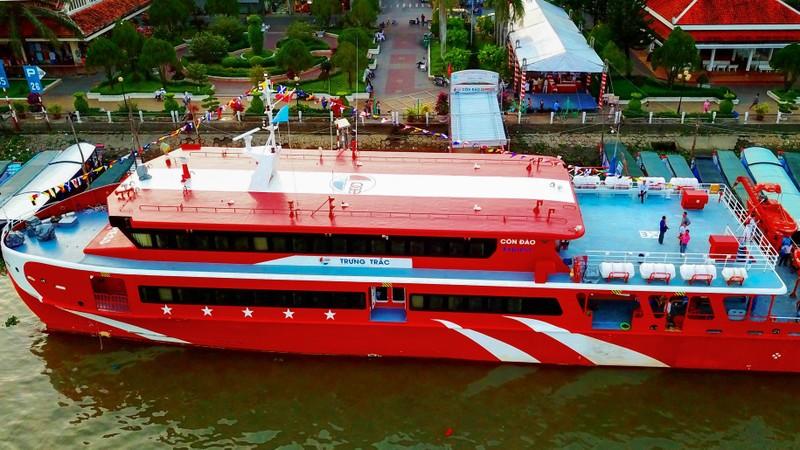 Thực hư tàu cao tốc Cần Thơ - Côn Đảo tạm ngưng hoạt động - ảnh 1