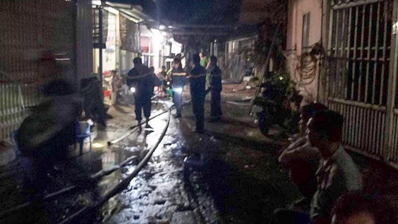 Phú Quốc: Đã xác định nhân thân hai tử thi trong vụ cháy - ảnh 1