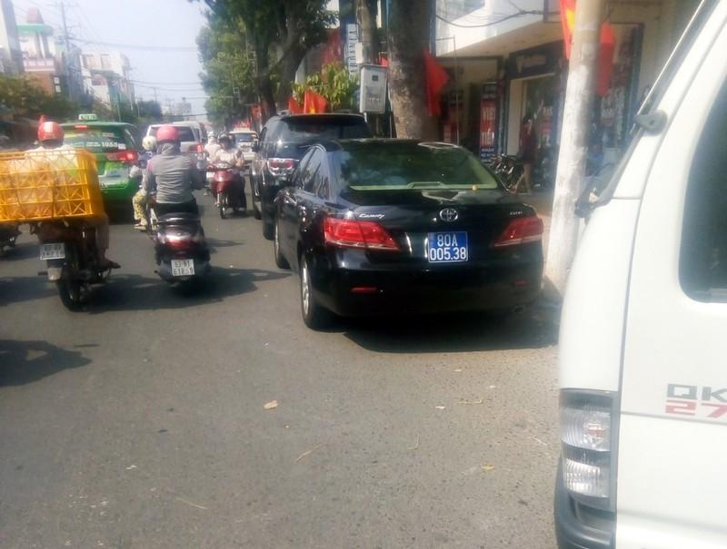 Nhiều xe biển xanh đậu gần 1 tiệc cưới ở Tiền Giang - ảnh 2