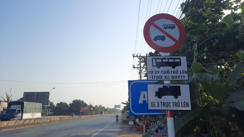 Chùm ảnh: Vì sao dân muốn cấm xe qua Cai Lậy theo giờ? - ảnh 7