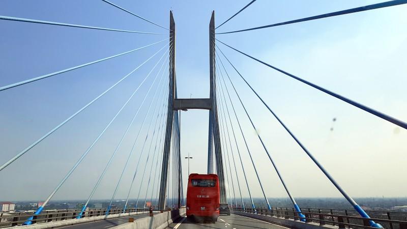 Khởi công dự án cầu Mỹ Thuận 2 tổng đầu tư hơn 5.000 tỉ đồng - ảnh 1