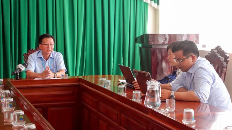 Hậu Giang: 1 phó chủ tịch tỉnh đang cách ly ở nhà vì COVID-19 - ảnh 2