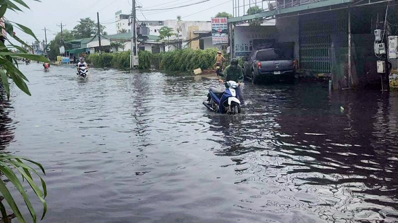 Phú Quốc đón cơn mưa 'vàng' giải nhiệt - ảnh 1