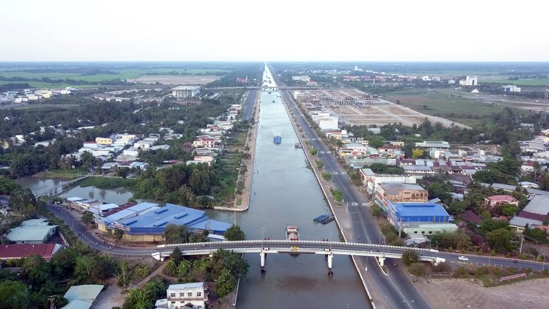 Chủ tịch tỉnh Hậu Giang nói về ba dự án trị giá ngàn tỉ đồng - ảnh 2